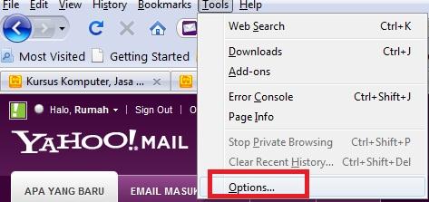 tools - option