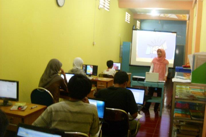 Workshop Mahir Membuat Blog