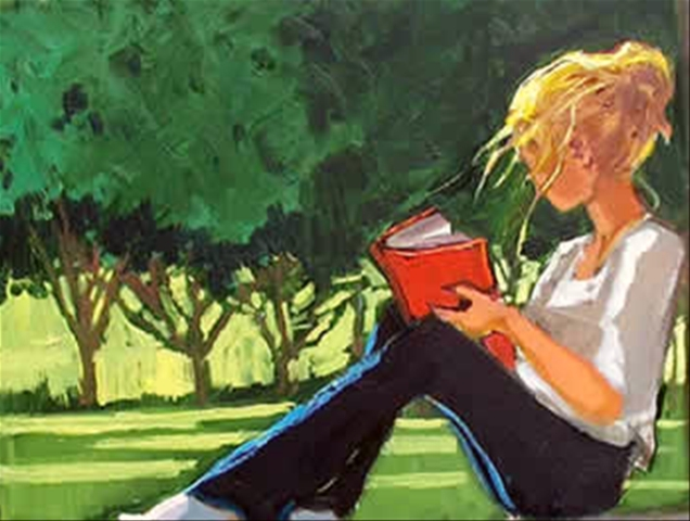 girl_reading_book - ayo baca buku