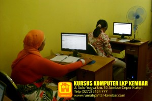 workshop optimasi web - Kursus Komputer KLATEN