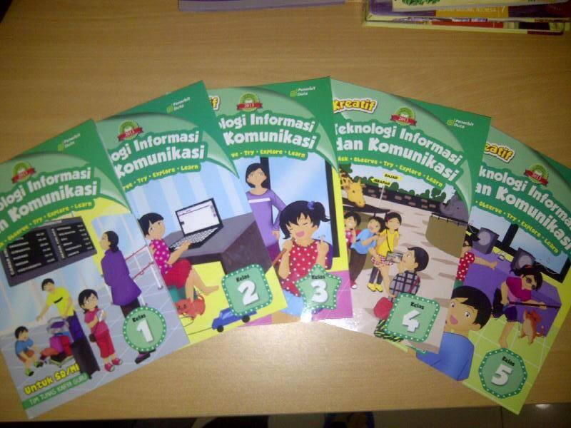 buku TIK SD penerbit duta