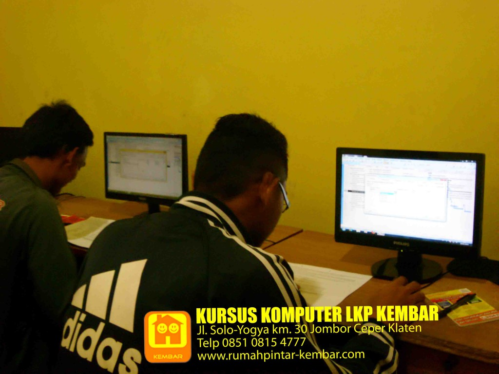 kursus ms project klaten